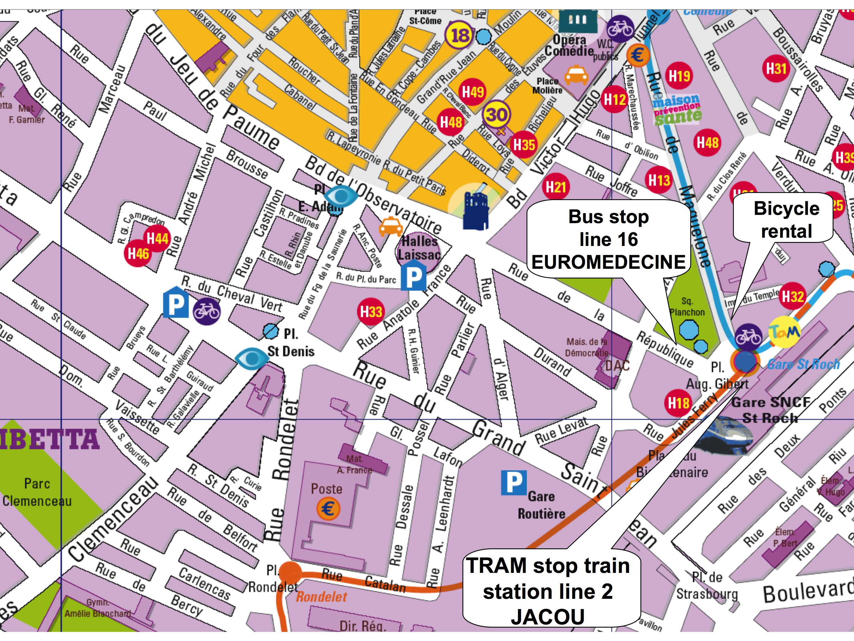 ENPER 2009 – Amsterdam Tourist Attractions Map Pdf