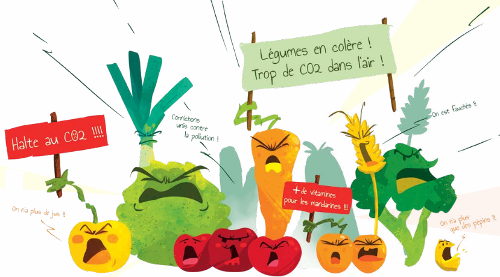 Si les plantes ne nous nourrissaient plus ?